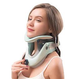 Надувной шейный растяжитель для позвоночника и поддержки шеи