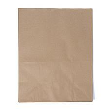 Крафт-пакет с дном 260*150*350 бурый, фото 3
