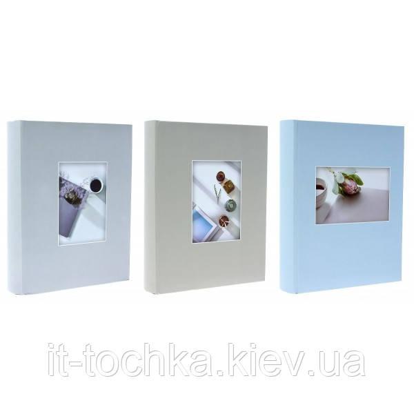 Фотоальбом для фотографий 10*15 см 200 штук gedeon kd46200 pastel