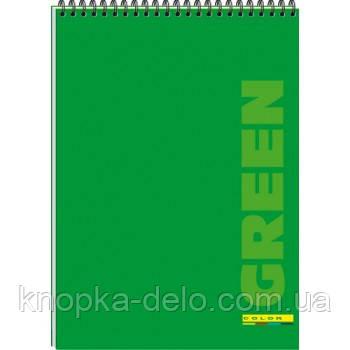 Блокнот А5, 48 листов (серия Color)
