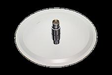 Душ верхний, Круглый, нержавеющая сталь Ø300мм (СЛ-300 РА ), фото 3
