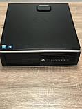 Компьютер HP 6300 SFF Intel Core I3-3220 3.3GHz RAM 8GB HDD 500GB, фото 3