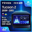 Штатная магнитола TEYES CC2 Plus Hyundai Tucson 2 LM IX35 2009 - 2015 Android 10, фото 2