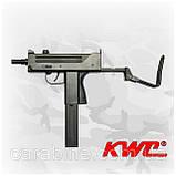 Пневматический пистолет KWC Mini Uzi KM-55 HN Мини Узи и Дополнительная обойма, фото 2
