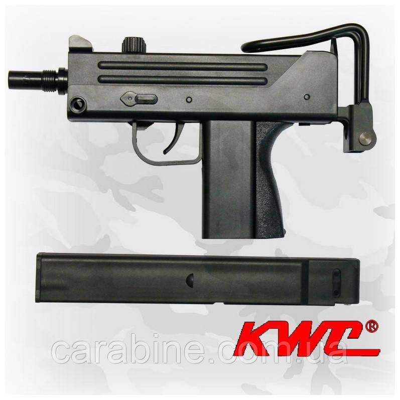 Пневматический пистолет KWC Mini Uzi KM-55 HN Мини Узи и Дополнительная обойма