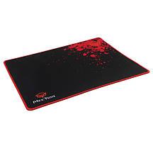 Коврик геймерский, игровой для мышки MEETION Gaming Mouse Pad MT-P110, игровая поверхность (435*350*5mm)