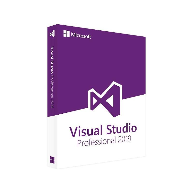 Visual Studio Professional 2019, бессрочная