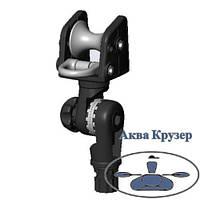 Borika FASTen ARr003 Роликовий вузол з пластиковим кільцем і механізмом нахилу для якоря вагою до 8кг