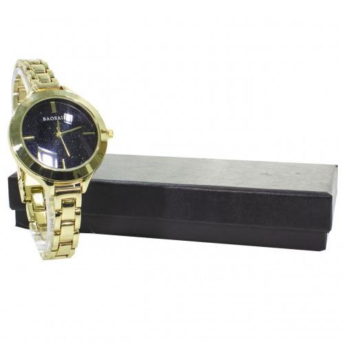 Жіночі годинники BAOSAILI BSL1049 Gold (3086-9086a)