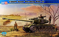 Модель Американский тяжелый танк T-26E4 Super Pershing 1/35
