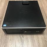 Компьютер HP Compaq Elite 6300 SFF Intel Core i5-3450 RAM 8GB 120GB SSD  HDD 500GB, фото 2