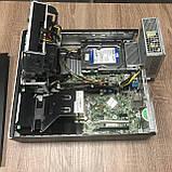 Компьютер HP Compaq Elite 6300 SFF Intel Core i5-3450 RAM 8GB 120GB SSD  HDD 500GB, фото 5