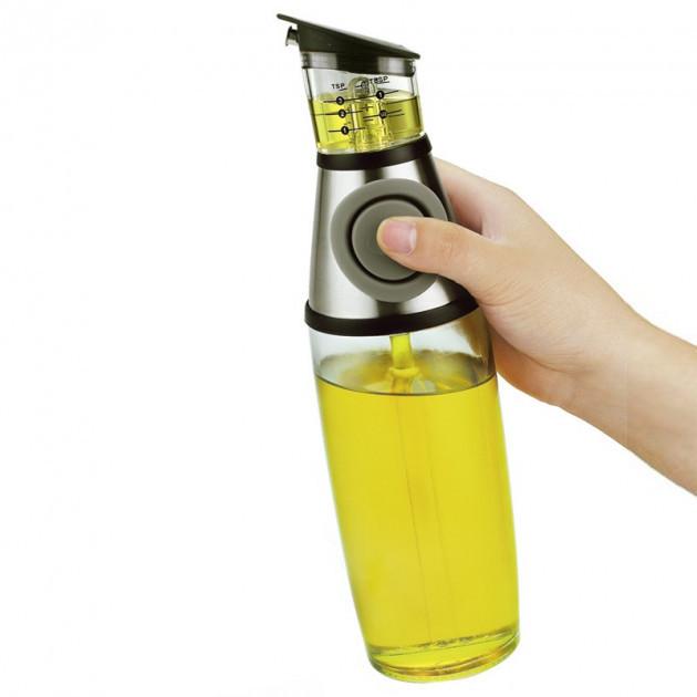 Емкость для масла | Кухонный дозатор для уксуса и масла FRICO FRU-123 250 мл