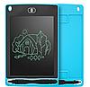Детский графический  планшет для рисования и личных заметок  с стилусом 8,5 дюймов BOARD-85, фото 4