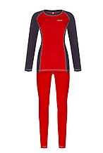 Жіноча термобілизна BAFT X-Line WOMEN RED/GRAY XL220