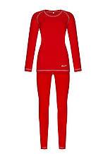 Женоское термобілизна BAFT X-Line WOMEN RED XL210