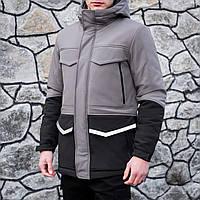 Куртка мужская теплая. Длинная мужская куртка. Зимняя длинная куртка. Мужская куртка серая