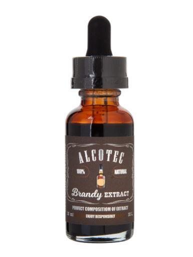 Натуральная эссенция Alcotec Brandy (Бренди), 30 ml