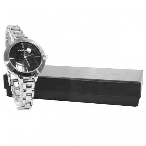 Жіночі годинники BAOSAILI BSL1049 Silver (3086-9085a)