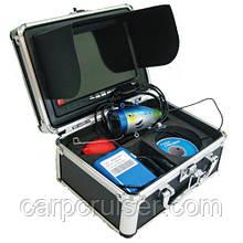 """Підводна камера для риболовлі Carp Cruiser СС7-iR/W15-DVR з ЗАПИСОМ 7"""" монітор, кабель 15м"""