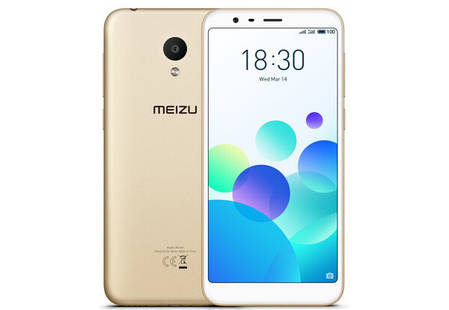Смартфон Meizu M8c 16 Gb Gold Stock B, фото 2