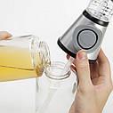 Ємність для масла   Кухонний дозатор для оцту і масла FRICO FRU-123 250 мл, фото 5