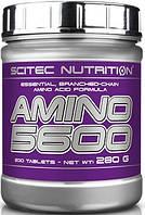 Аминокислоты Scitec Nutrition - Amino 5600 (200 таблеток)