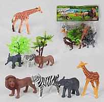 Набор диких животных в кульке
