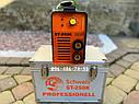 Инверторный сварочный аппарат Schweis ST-250K, фото 2