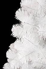 """Ялинка штучна """"Лісова"""" Біла 1,50м, фото 2"""