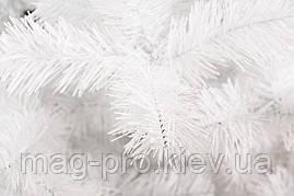 """Ялинка штучна """"Лісова"""" Біла 2,20 м(р), фото 3"""