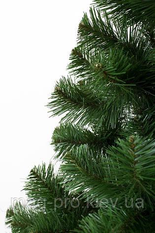 "Ялинка штучна ""Лісова"" Зелена 1,50м, фото 2"