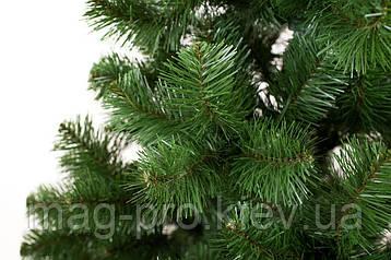 "Ялинка штучна ""Лісова"" Зелена 2,20м, фото 2"