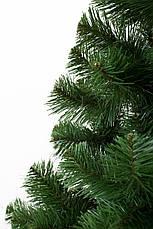 "Ялинка штучна ""Лісова"" Зелена 2,20м, фото 3"