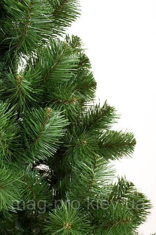 "Ялинка штучна ""Лісова"" Зелена 2,50м, фото 2"