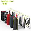 Портативная акустическая стерео Bluetooth колонка Hopestar P21, фото 7