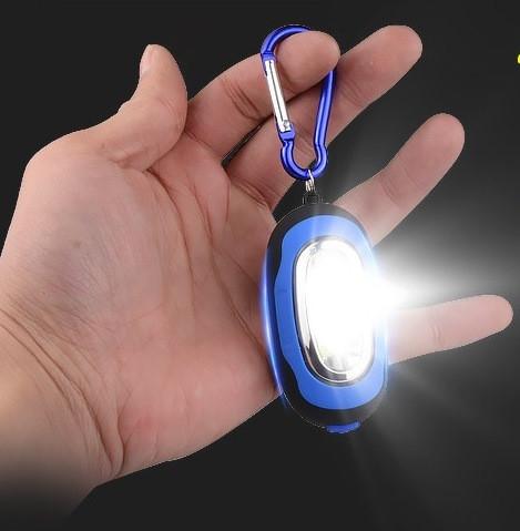 Фонарик - брелок туристический COB Minilights Aeonianin