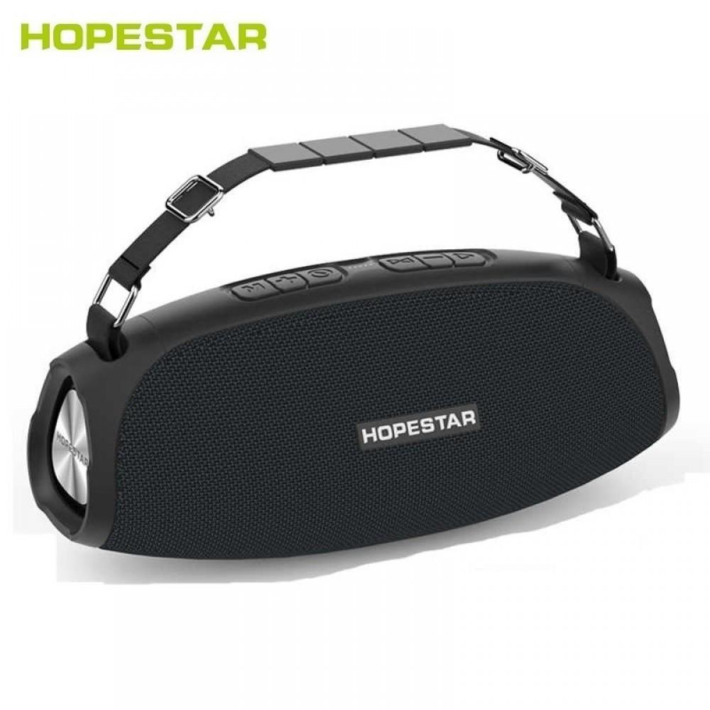 Портативная акустическая стерео Bluetooth колонка Hopestar H43