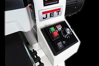 JWDS-1632-M Барабанный шлифовальный станок, 2 (1,1) кВт, 230В, 1400об/мин, 406 мм 0-3м/мин, 71 кг, фото 3