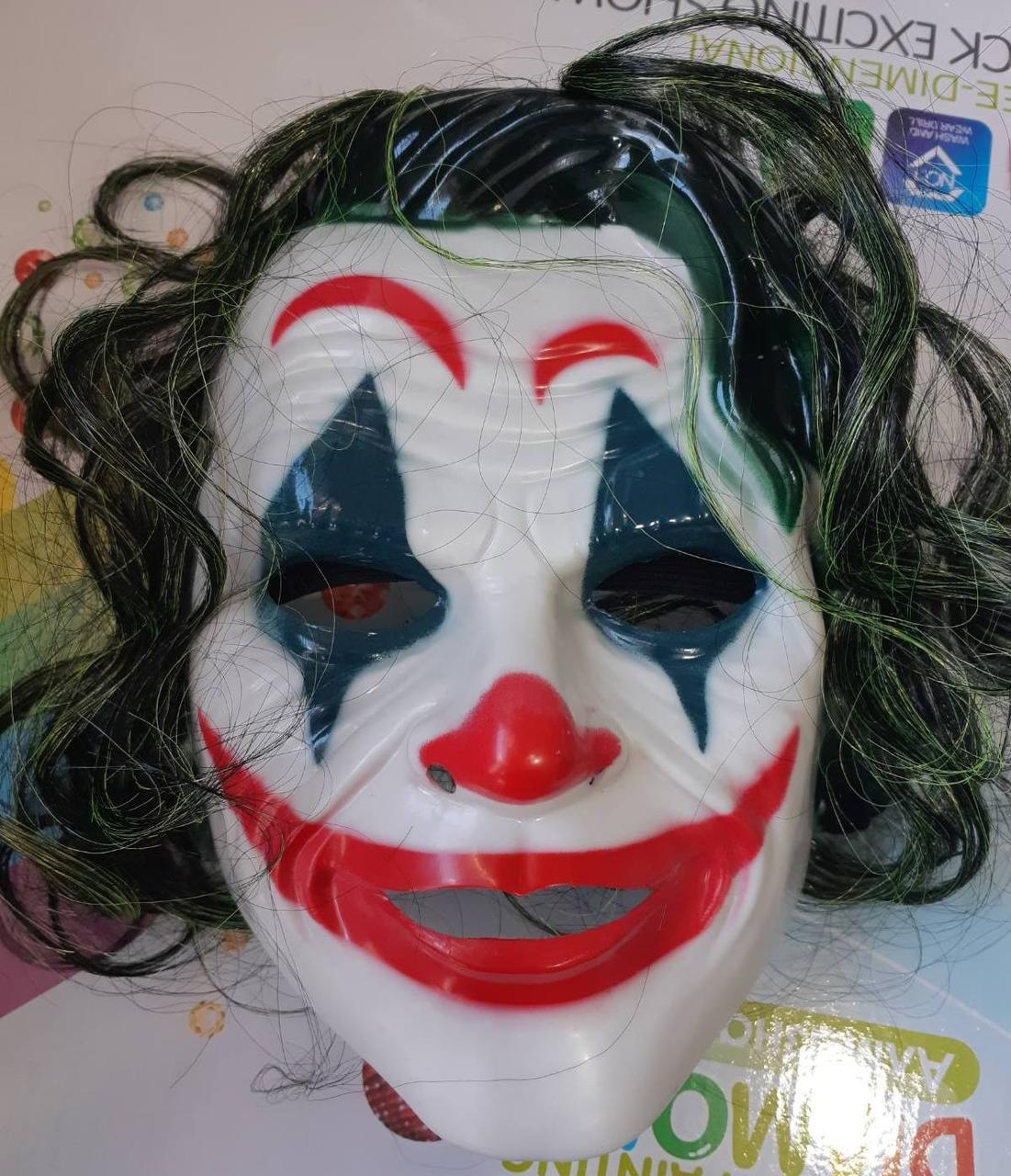 "Маска для Хэллоуина ""Джокер"""