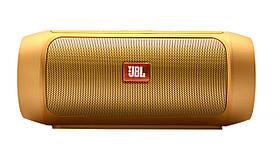 Портативная Bluetooth колонка Charge 2+ Золотой