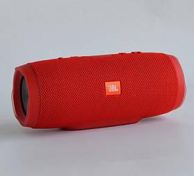 Портативна Bluetooth колонка Charge 3 Червоний