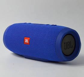 Портативна Bluetooth колонка Charge 3 Синій