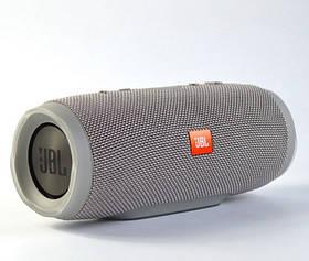 Портативная Bluetooth колонка Charge 3 Серый
