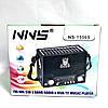 Радиоприемник NNS NS-1556S-BT с солнечной батареей, Bluetooth, воспроизводит USB Flash, SD card, фото 9