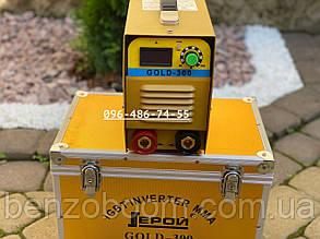 Инверторный сварочный аппарат Герой Gold 300
