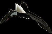 LX200GY-3 Pruss Пластик КРЫЛО переднее Loncin - 340310548-0020