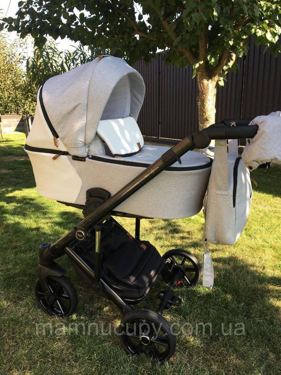 Дитяча універсальна коляска 2 в 1 Baby Merc Mosca MO/04B
