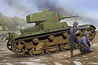 Сборная модель Советский легкий танк Т-26  Мод.1933 года  1/35