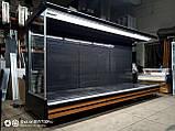 Холодильные горки под выносной холод бу. регал под вынос б/у., фото 3